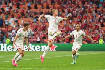 Euro 2020 - La Danimarca vola ai quarti: Galles battuto 0-4