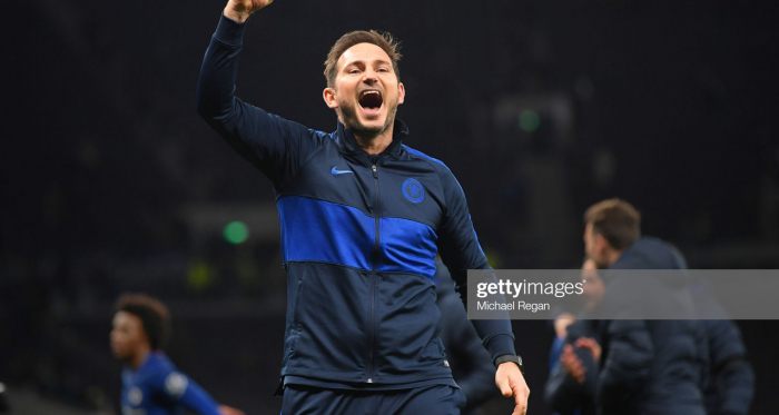 Frank Lampard criticises VAR after Spurs victory