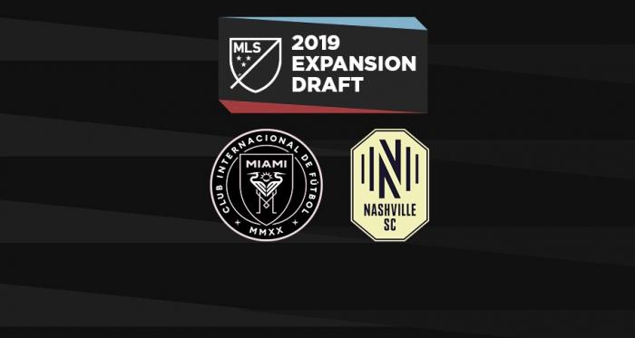 MLS Expansion Draft 2019. Protagonismo defensivo