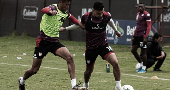 Los convocados de Rivera para visitar al Atlético Bucaramanga