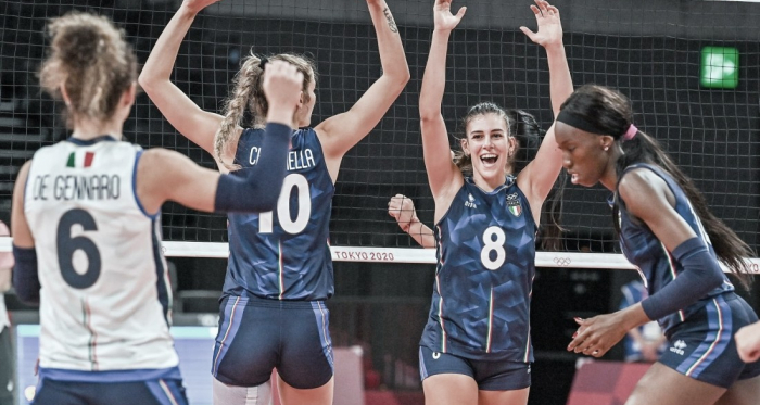 China vs Italy: Live Stream and Score (0-0) in Women's Volleyball Olympic Games (0-0)