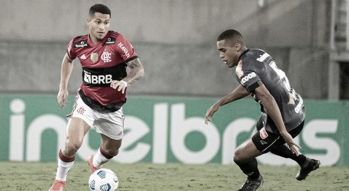 Recheado de reservas, Flamengo volta a vencer ABC e confirma classificação na Copa do Brasil
