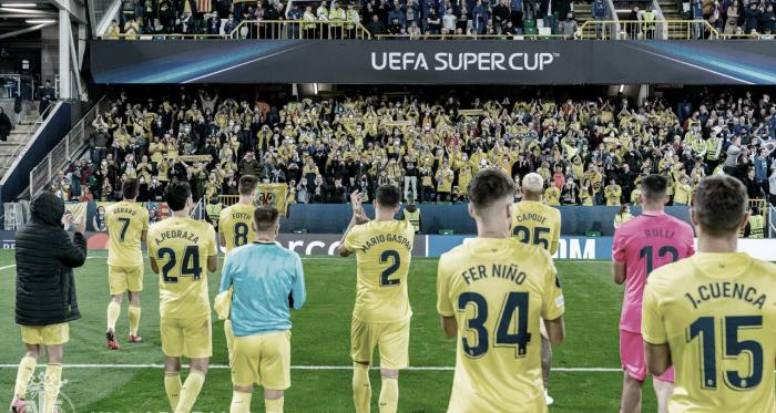 El Villarreal pierde el partido, pero gana el respeto de toda Europa
