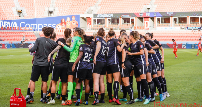 Seattle Reign FC have traded Nahomi Kawasumi after two and a half years with the club. | Photo: EarchPhoto