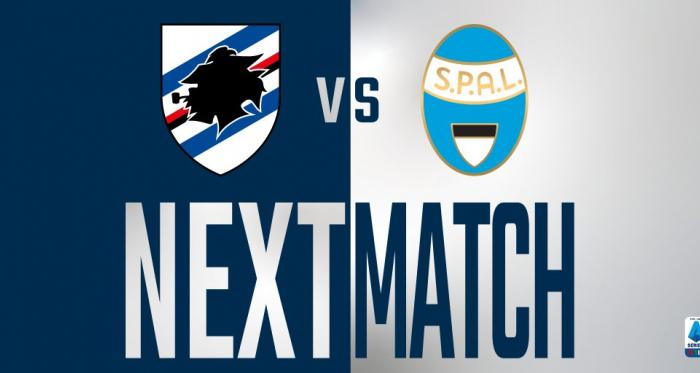 La Sampdoria travolge la Spal e vede avvicinare la salvezza