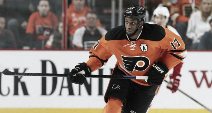 Simmonds | all about the habs