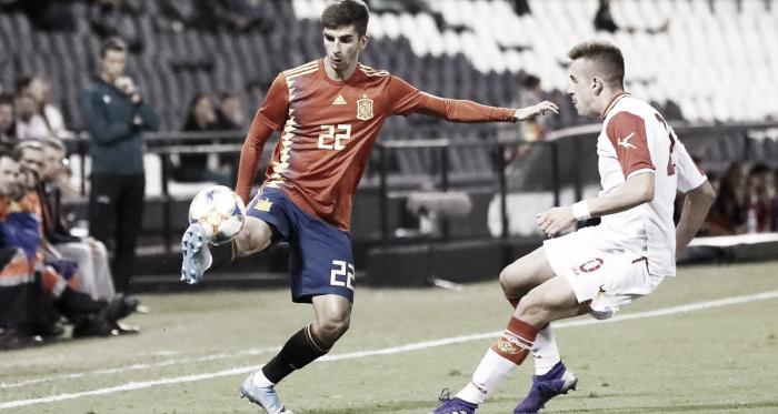 'La Rojita' inició con dos victorias el clasificatorio europeo 2021 | Fotografía: @Sefutbol