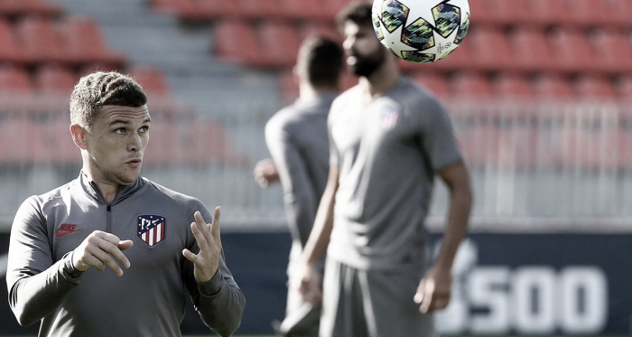 Baja sensible para Simeone: la FIFA reafirma sanción de Kieran Trippier