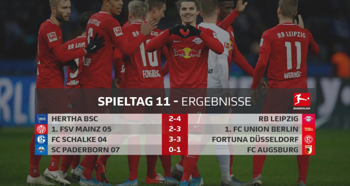 Al Bayern il super match contro il Dortmund. Lipsia secondo