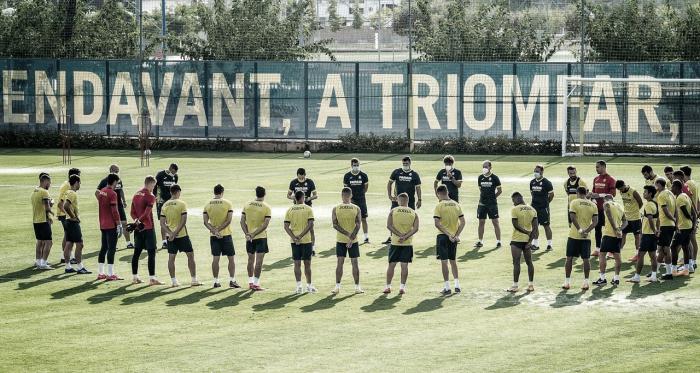 El Villarreal C.F llega preparado para dar la sorpresa