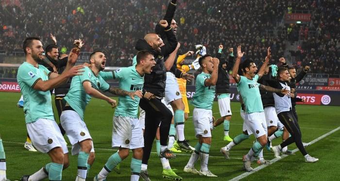El Inter firma una gran remontada