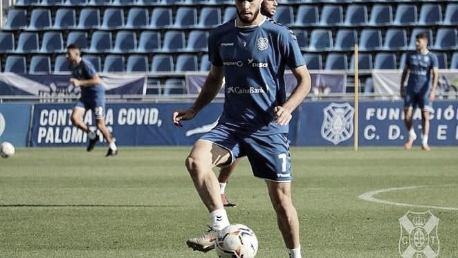 Jacobo González se fractura el quinto metatarsiano