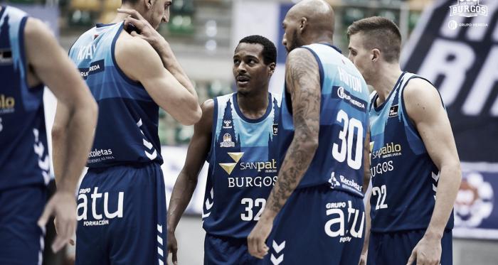 Tres positivos más en las filas de San Pablo Burgos