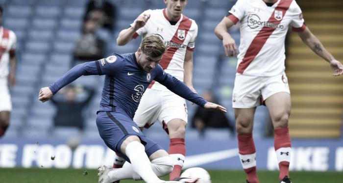 El Chelsea vuelve a tropezar ante un valiente Southampton