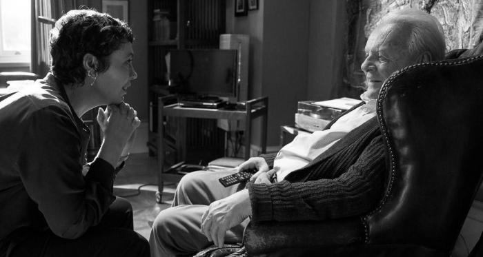 """""""El padre"""", espectacular duelo interpretativo entre Anthony Hopkins y Olivia Colman"""