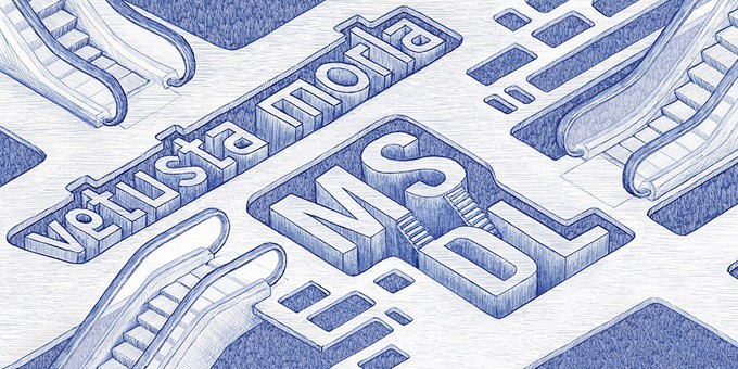 Portada del álbum diseñada por Gorka Olmo | Fuente: Web Oficial de Vetusta Morla