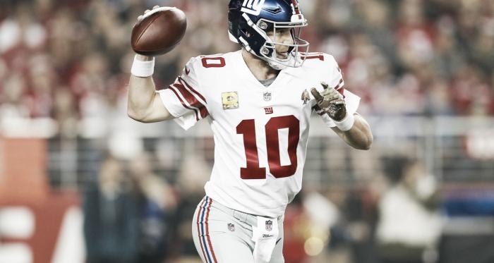 Los Giants vencieron a San Francisco gracias a Eli Manning // Foto: NFL Network