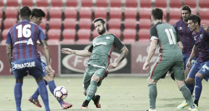 El Athletic no pasó del empate en Huesca | Foto: Athletic