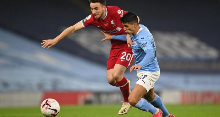 Gabriel Jesus risponde a Salah: 1-1 tra Manchester City e Liverpool