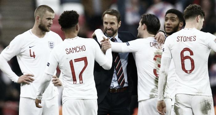 Los rivales de Inglaterra en la UEFA Nations League
