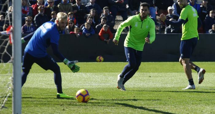 El Granada CF volverá a entrenar a puerta abierta para aficionados