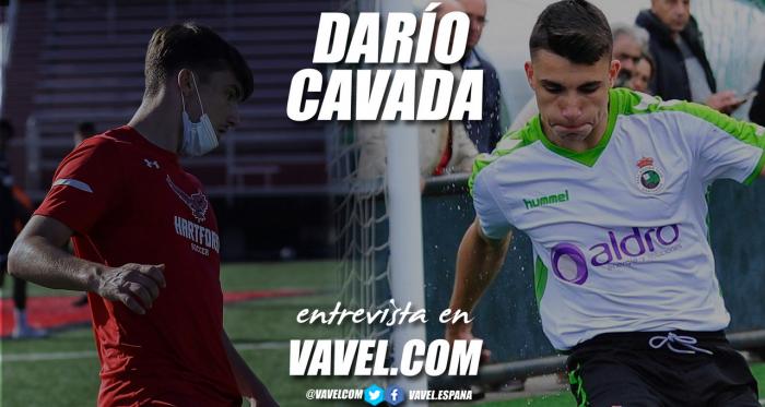 """Entrevista. Darío Cavada: """"Irme a Estados Unidos ha sido la mejor decisión de mi vida"""""""