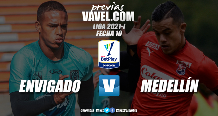 Previa Envigado FC vs Independiente Medellín: duelo paisa con diferentes necesidades