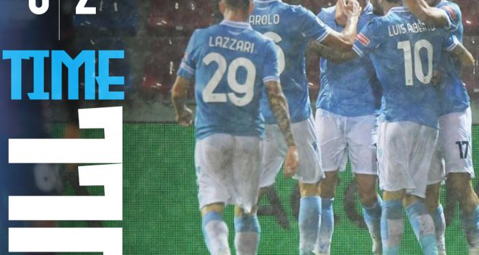 La Lazio ritrova Immobile: Crotone battuto 0-2