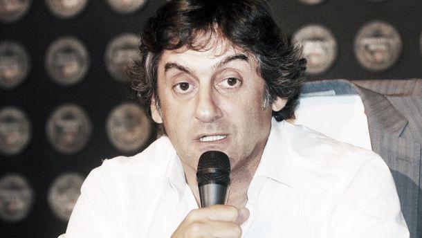 """Francescoli: """"Cavenaghi aún no me dijo nada"""""""