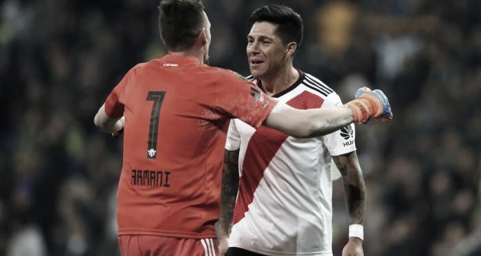 Armani y Pérez llegaron a los 150 partidos