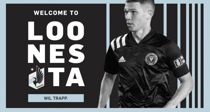 Wil Trapp refuerza a Minnesota United FC