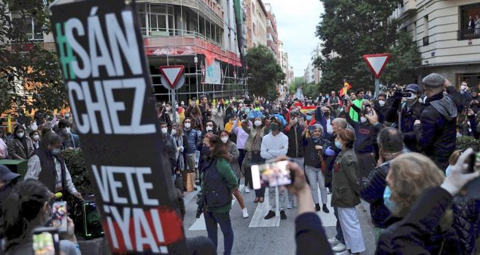 Materializar la protesta
