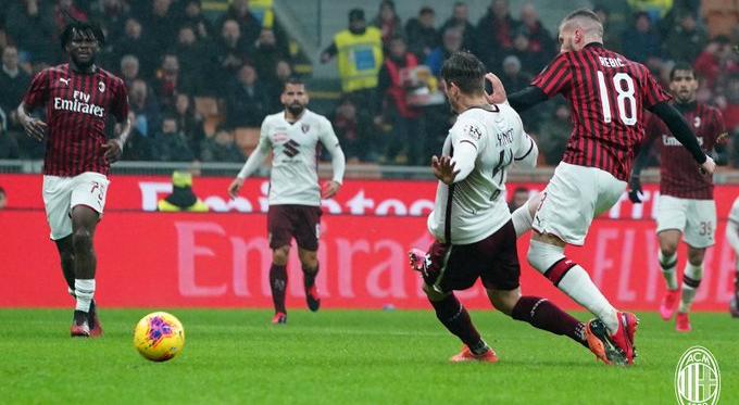 Milan, fattore Rebic: agguantata la zona Europa League