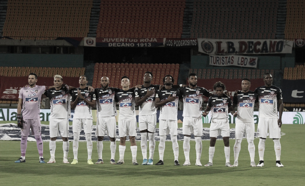 Puntuaciones del Junior tras su derrota ante Medellín en Copa BetPlay
