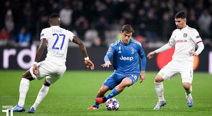 La Juventus sbatte contro il Lione: Tousart complica il cammino dei bianconeri di Sarri