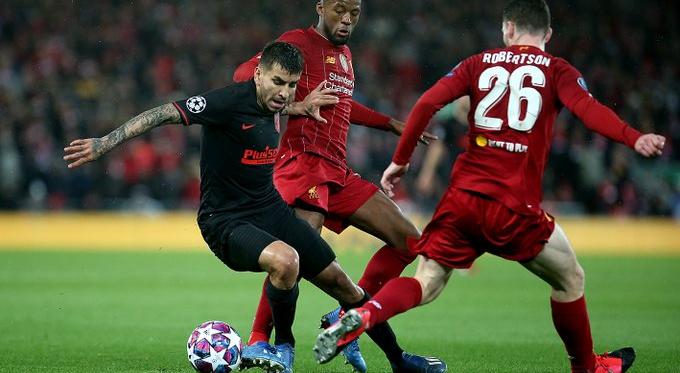 Impresa dell'Atletico Madrid, eliminato il Liverpool: 2-3 ad Anfield!