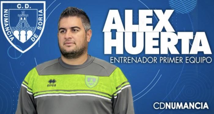 """Álex Huerta: """"Hay que sacar resultados fuera de casa"""""""