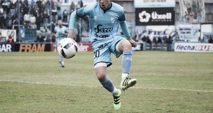 9 amarillas, 4 expulsiones y 1 gol en su paso con la camiseta de Temperley.