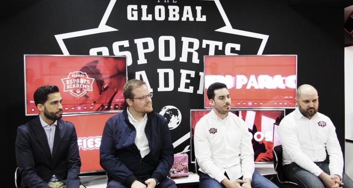 The Global Esports Academy y Fiesta lanzan nuevo proyecto de formación