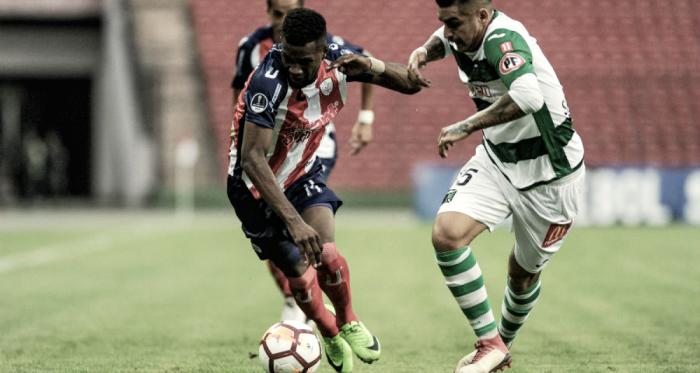 Agónico empate logró Estudiantes de Merida ante Temuco