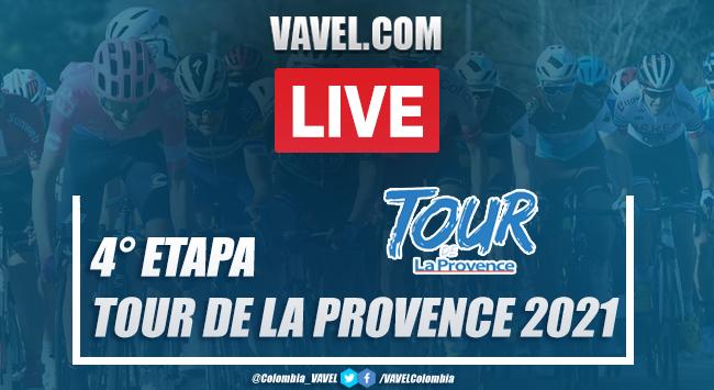 Resumen Tour de La Provence etapa 4: ¡Iván Sosa se coronó en Salon-De-Provence!