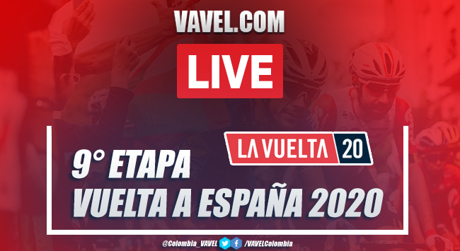 Vuelta a España EN VIVO: resumen etapa 9, Castrillo del Val - Aguilar de Campoo