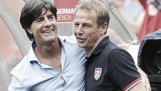 Low e Klinsmann seguem em frente no Mundial (Eurosport)