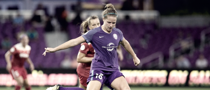 Maddy Evans retires from professional soccer | Source: Orlando Pride - orlandocitysc.com