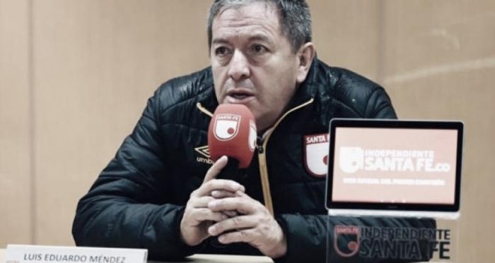 """Eduardo Méndez: """"Hay amor y responsabilidad por Santa Fe"""""""