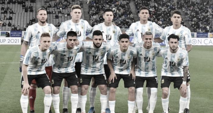 Gol e melhores momentos de Egito 0 x 1 Argentina pelas Olimpíadas