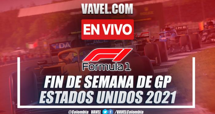 Fórmula 1  EN VIVO: ¿Cómo y dónde ver transmisión en directo online el GP de Estados Unidos 2021?