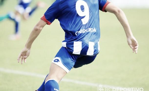 El Fabril vuelve a la senda de la victoria. Foto: RC Deportivo.