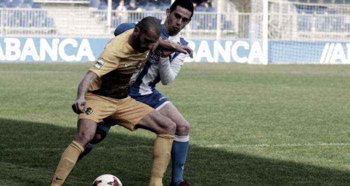 El Deportivo Fabril galopa a costa de la SD Ponferradina