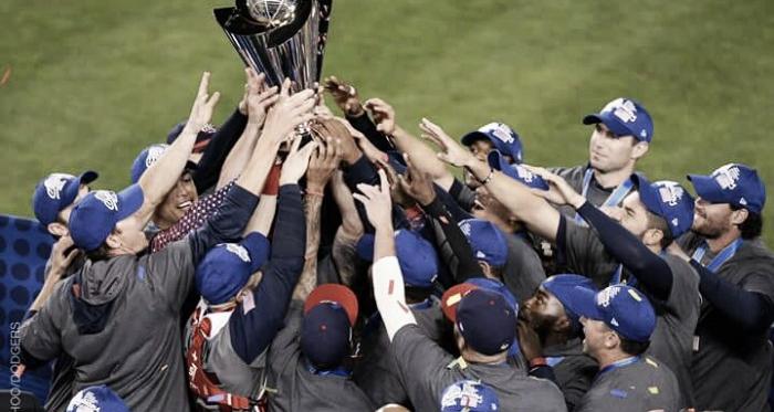 Estados Unidos, campeón por primera vez del Clásico Mundial. (Foto: Jon SooHoo | Los Angeles Dodgers)